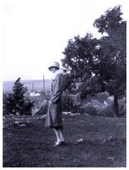 Großvaters älteste Tochter 1929