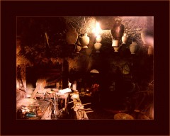 Werkstatt in Florenz
