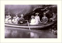 Eine Bootsfahrt 1889