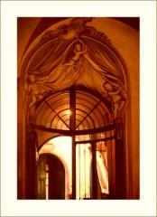 Eingang zu einem Palazzo