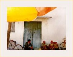 Tunesische Szene