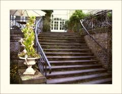 Romantische Treppe