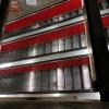 Rolltreppen von oben