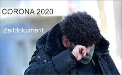 Ebookcover CORONA 2020 / Zeitdokument