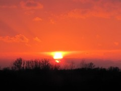 Dreamplanet:  Sonnenuntergang
