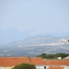 Blick auf Pyrenäen