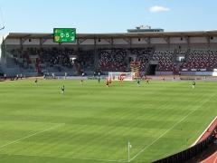Im Fußballstadion 1