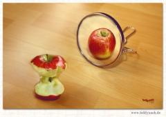 Teddynash: Zwei Äpfel