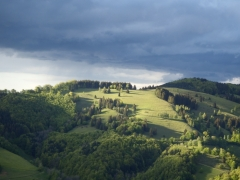 Quassel: Landschaft