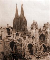 6. März 1945 - Kriegsende vor 70 Jahren in Köln
