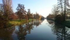 Quassel: Fluss im Dezember