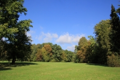Sylke: Landschaft im September