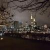 Skyline am Abend