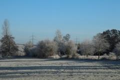 Sylke: Winterlandschaft im Dezember