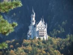 Graziella: Schloss Neuschwanstein