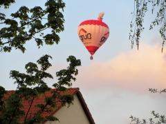 Andy: Heissluftballon